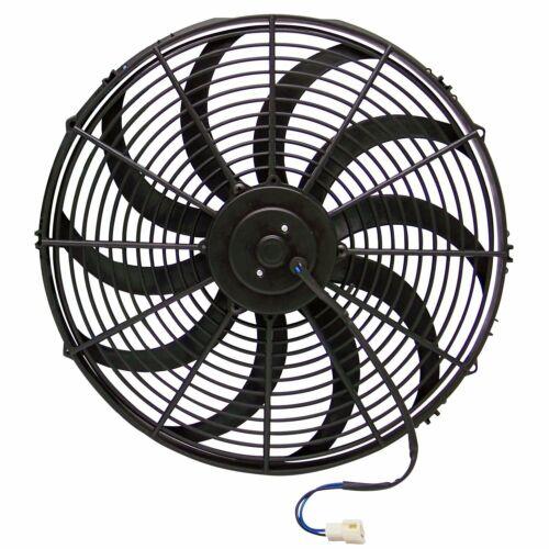"""Zirgo 16/"""" 3000 CFM High Performance Blu Cooling Fan zirgo ZIRZFB16S rat street"""
