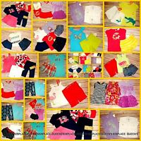 Girls Summer Clothes Lot 2 2t Gymboree Gap Sets Outfits Shorts Tops