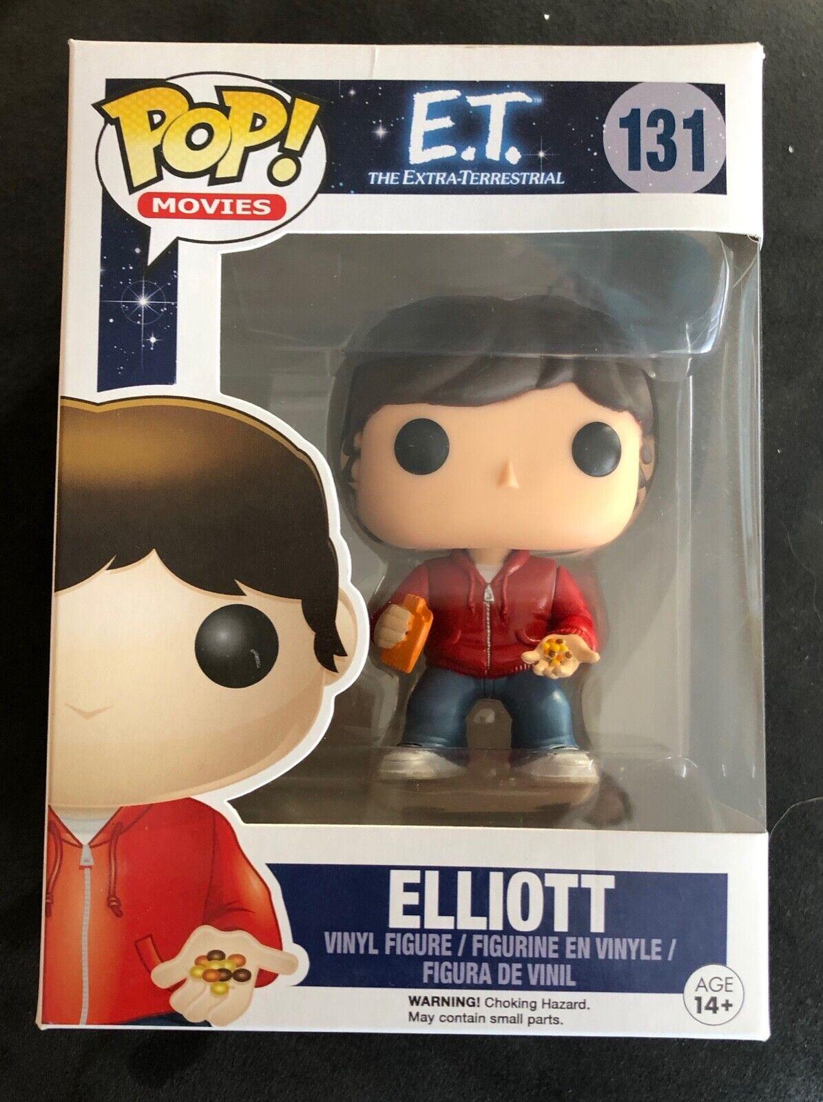 Funko pop E.T. ELLIOTT  - NEW, SEALED -
