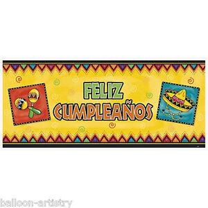 60-034-Wild-West-Mexican-Fiesta-Feliz-Cumpleanos-Birthday-Party-Giant-Wall-Banner