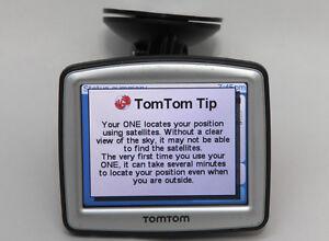 Tomtom Australia Map 945.Tomtom One V8 Gps Navigation 2019 Uk Ireland France Turkey