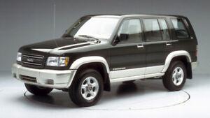 Isuzu-Trooper-Rodeo-Amigo-Vehicross-Axiom-1999-2002-Service-Manual-e-Book
