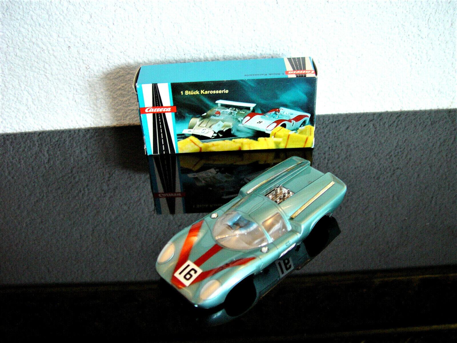 Original CARRERA 132 Universal Lola T 70 Karosserie LEXAN inkl. OVP