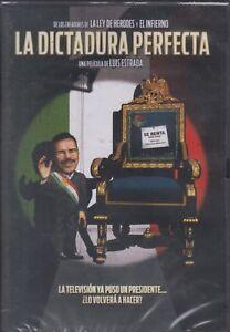 DVD-La-Dictadura-Perfecta-SEALED-Una-Pelicula-De-Luis-Estrada-BRAND-NEW
