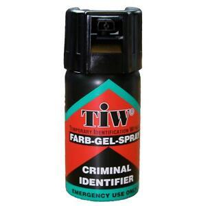 1x-Red-Farb-Gel-self-defence-spray-100-UK-Legal