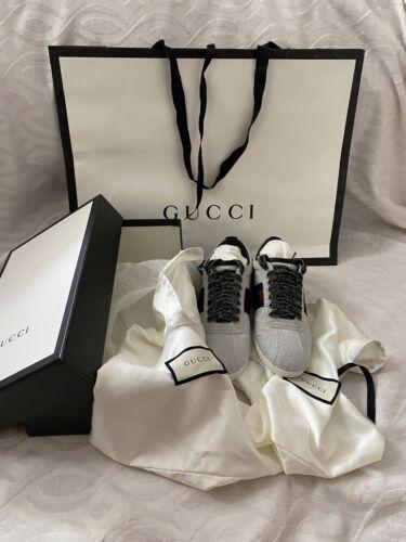 Gucci Glitter Sneaker