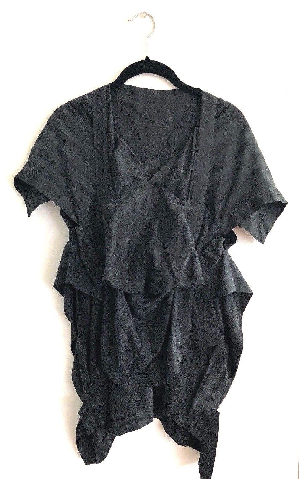 BERNARD WILHELM RARE 3D Tunic Top Shirt Japan M S 2007 A W JAPAN Totokaelo