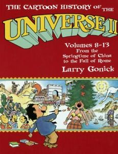 Cartoon-History-of-the-Universe-II-Volumes-8-13