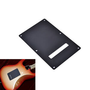 Hot-Pickguard-Tremolo-Cavity-Cover-Backplate-3Ply-for-Electric-Guitar-MA6K