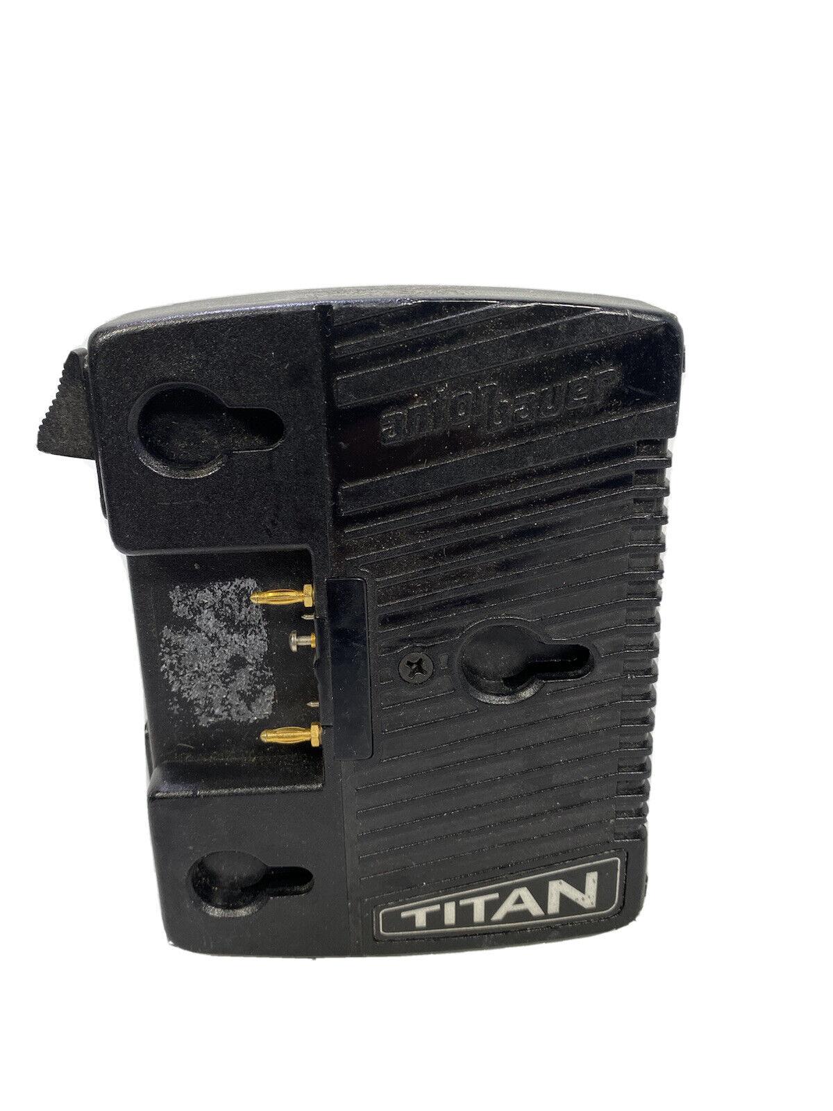 Anton Bauer Titan Gold Mount Charger/ Power Supply