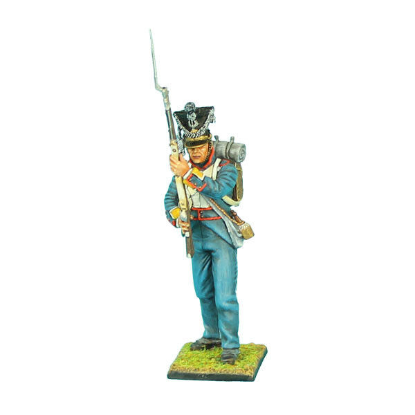 FIRST LEGION NAP0358 Polish 1st Line Infantry Fusilier Standing Ready NAP358