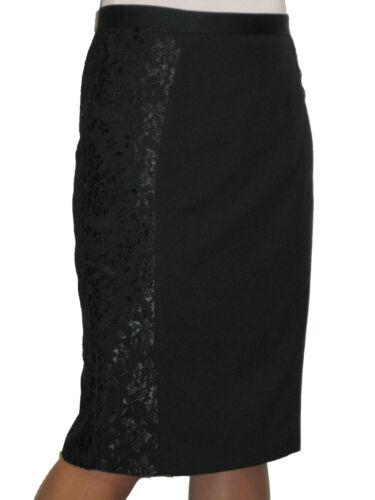 NEW function cocktail lace bolero skirt suit black 8-18 6242