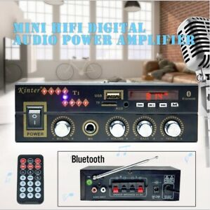 600W-bluetooth-Stereo-Receiver-Integrated-Amplifier-Audio-Karaoke-Home-HiFi