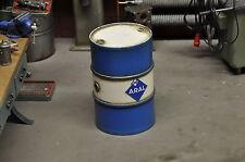 Öl Oel Benzin ARAL  200l Fass Faß Werkstatt Diorama Ladegut Zubehör Deko 1/18
