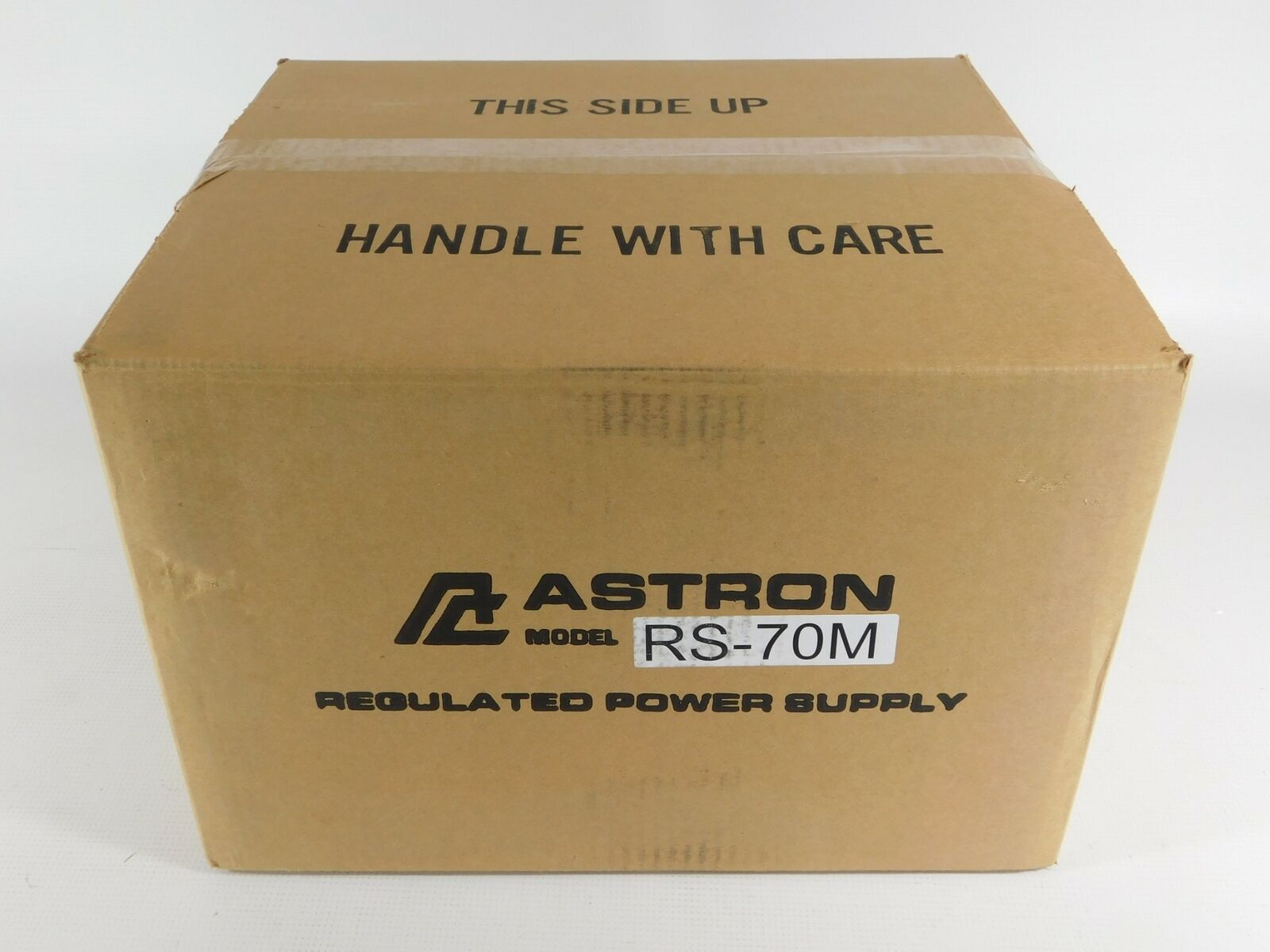 Astron RS-70M Ham Radio 70 Amp Metered Power Supply (new in factory sealed box). Buy it now for 420.00