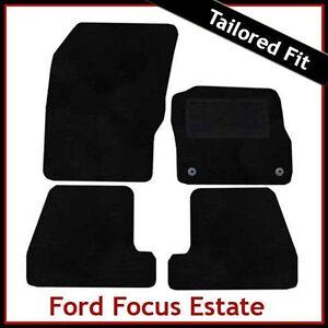 FORD-FOCUS-Estate-Mk3-2011-2018-Tailored-Carpet-Car-Floor-Mats-BLACK
