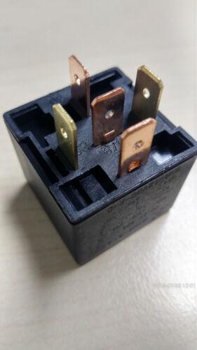 1 x relés de coche 12v//40a//1xum//6,3mm//5pin universal//ubicación de