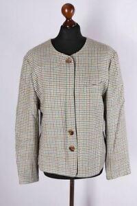 Ladies-Bogner-Button-Front-Cardigan-Jumper-Size-L