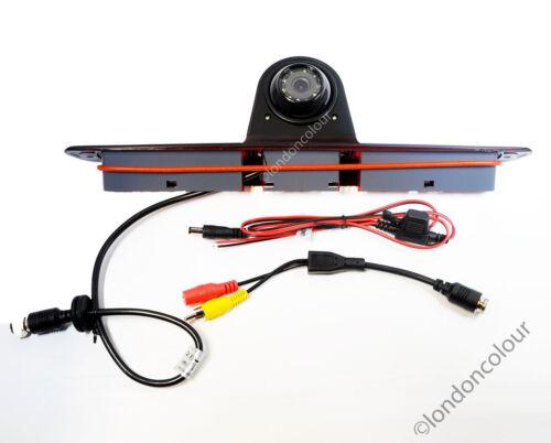 """Mercedes Sprinter luz de freno posterior inversa Cámara Kit Monitor 7/"""" de Clip en"""