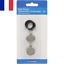 Indexbild 1 - 2X Filtre Robinet Filtres 21mm + 2 Joints Adaptés Universel Mousseur Aérateur