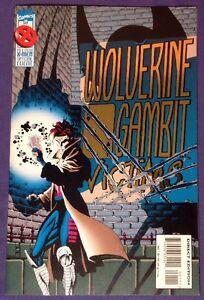 Marvel 1995 Full Lot Run wolverine gambit victims 1 2 3 4 X-men special Event