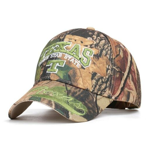 2020 NEW Army Military Camo Cap Baseball  Camouflage Hats for Hunting Fishing Ou