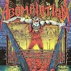 Abomination [Bonus Tracks] [Digipak] by Abomination (US Thrash) (CD, Mar-2008, Metal Mind Productions)