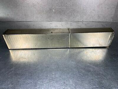 1//2 x 3//4 x 9 Steel Parallel