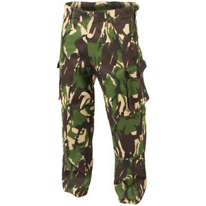 Genuine British Army Soldier 95 DPM Trousers 2000 Issue NEW Size 36 Long 85//92