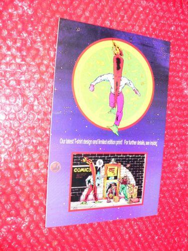 Flaming Carrot Comics #22 comic 1989