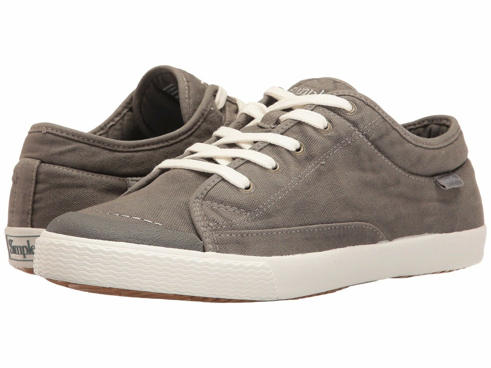 Simple New Men's Boy Sneaker Grey Wingman Trainers Skater Casual Fashions Shoes