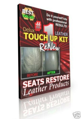 IVORY Colored Leather TOUCH UP KITS LEXUS SC400//LS400//SC300//LS//SC Code 01