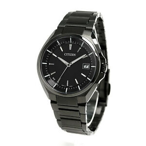 CITIZEN-2017-ATTESA-Eco-Drive-CB3015-53E-Direct-Flight-Men-039-s-Watch-New-in-Box