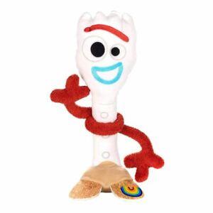 """Disney Toy Story 4 Forky Peluche - 10 """" En Boîte Posh Paws"""