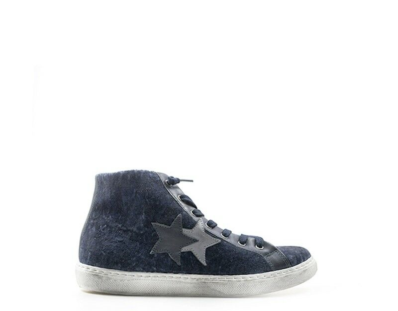 shoes 2 STAR women Sneakers Trendy  blue  2S1685DS