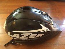 Lazer Tardiz Solid Aero Helmet  Time Trial / Triathlon - Xxs-medium 52-57cm