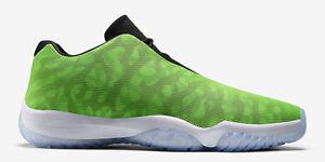 f735091b25b1 New Men s Air Jordan Future Low Shoes (718948-302) Green Pulse Black ...