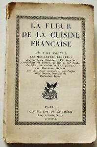 La-fleur-de-la-cuisine-francaise-Bertrand-GUEGAN-ed-La-Sirene-1920