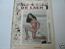 DE LACH 1956 NR 33 LAYA RAKI,LENA HORNE,BAZZI,VISTA VISION,MACLAINE,SNOWDEN,STEW