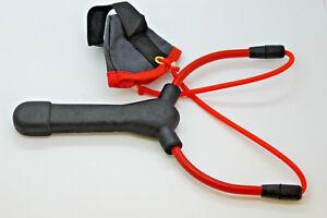 STURDY-HEAVY-METAL-CATAPULT-SLINGSHOT-CARP-amp-COARSE-FISHING-BOILE-BAITS-180GRAM