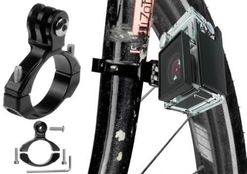 Tubo de bicicleta borna 28-32mm soporte soporte marco f Rollei Actioncam 420