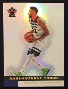 2017-18-Panini-Vanguard-Karl-Anthony-Towns-SP-Base-42-49-Timberwolves