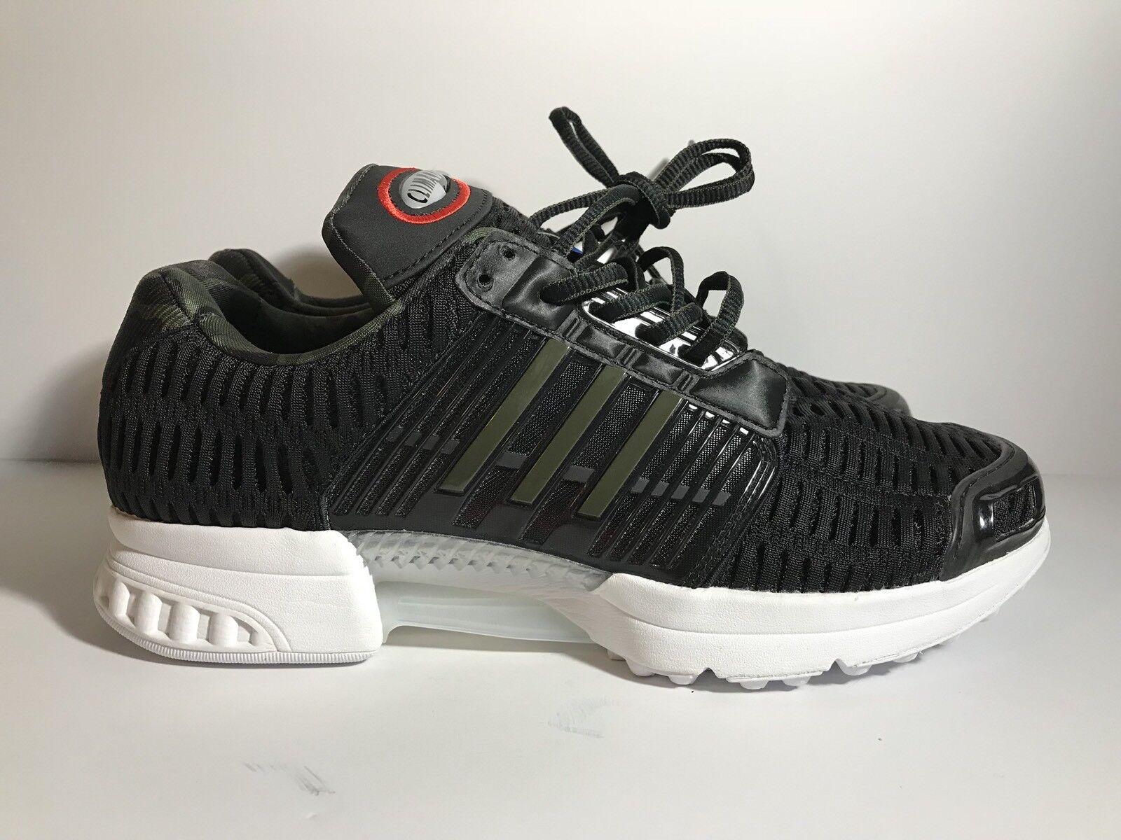 Adidas Originals Mens Climacool 1 Core Black/Night Cargo Sneaker White Size 10