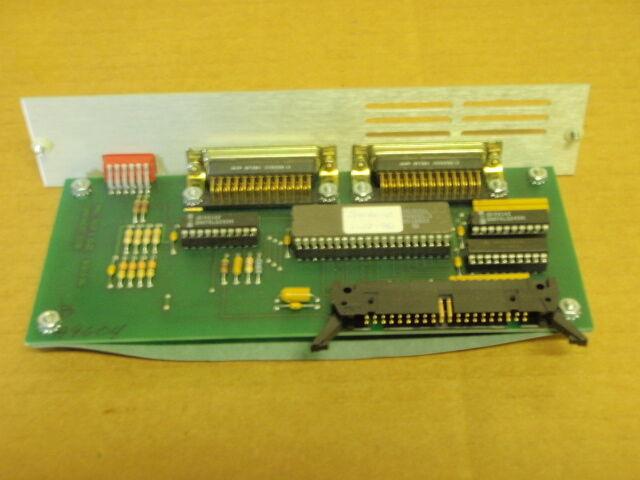 Air Gage   Prec Tech Electric Circuit Board Parallel Interface 01619-05_0161905