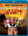 Spark of Insanity With Jeff Dunham Blu-ray Region 1 014381511956