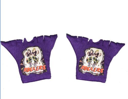 WWE LES ROCKERS Custom shirts x2 pour Mattel figures