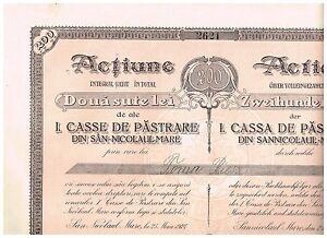 Cassa-de-Pastrare-din-Sannicolaul-Mare-1924-unc-cps