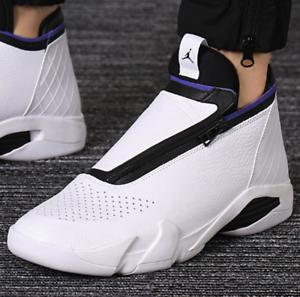 New-AIR-JORDAN-Jumpman-Z-Mens-Shoes-Sneakers-white-purple-black-all-sizes