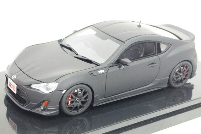 16B14-55 onemodel 1 43 Jugueteota GT86 Raven conocido modelo coches