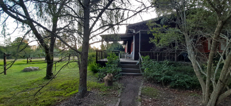 Timber Country Barn Conversion - Cute Cottage Knysna